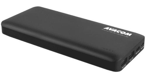 Avacom Prisma PD-20 QC powerbanka 20 000 mAh, černá