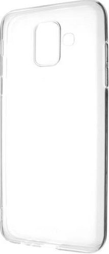 Fixed TPU gelové pouzdro pro Samsung Galaxy A6 2018, transparentní