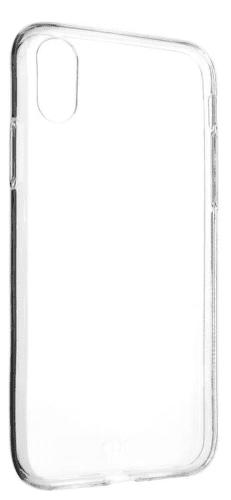 Fixed Skin pouzdro pro Apple iPhone Xr, transparentní