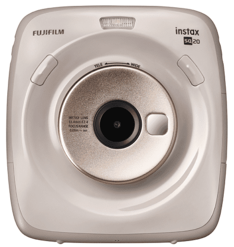 Fujifilm Instax Square SQ20 béžový