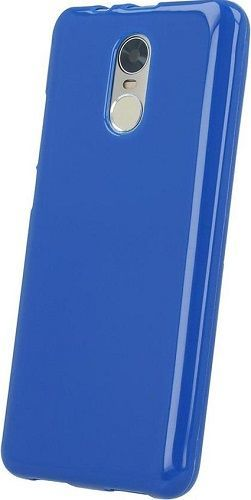 Silikonové pouzdro myPhone pro myPhone Prime 18x9, modrá