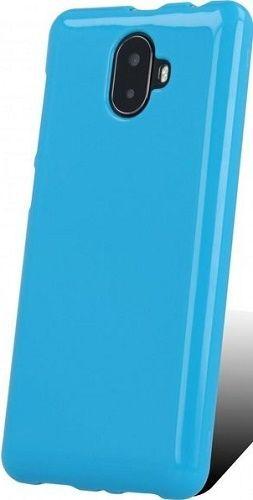 Silikonové pouzdro myPhone pro myPhone Pocket 18x9, modrá