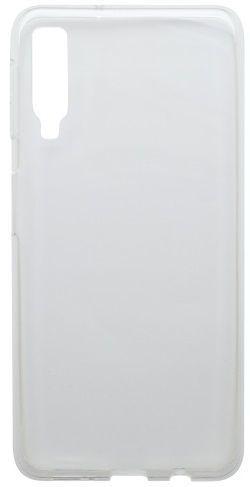 Mobilnet gumové pouzdro pro Samsung Galaxy A7 2018, transparentní