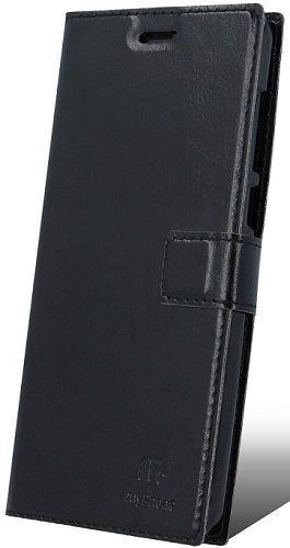 MyPhone knižkové pouzdro pro MyPhone Prime 18x9, černá