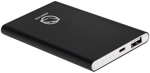 Manta Carbon 5000 černá, powerbanka