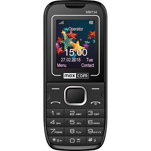 Maxcom MM134 černý