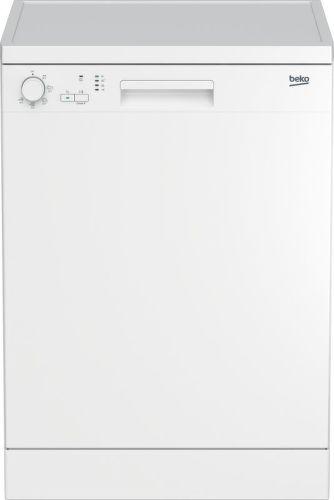 BEKO DFN05211W, bílá myčka nádobí