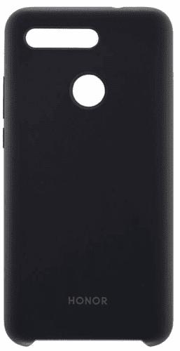 Honor ochranné silikonové pouzdro pro Honor View 20, černá