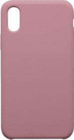 Mobilnet silikonové pouzdro pro Apple iPhone Xs, růžová