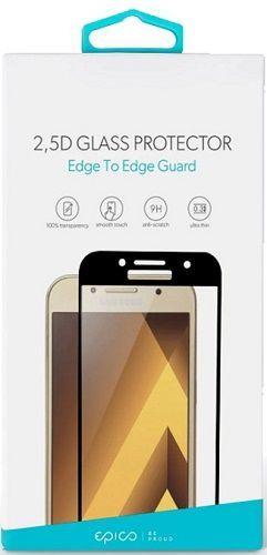 Epico 2,5D tvrzené sklo pro Honor 8X, černá
