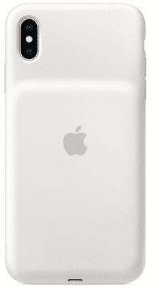 Apple Smart Battery pouzdro pro Apple iPhone Xs Max, bílá