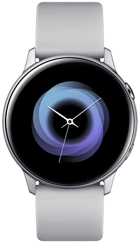 Samsung Galaxy Watch Active stříbrné