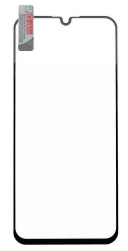 QSKLO 2,5D ochranné sklo pro Honor 10 Lite, černá