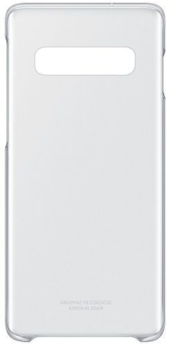 Samsung Clear Cover pro Samsung Galaxy S10, transparentní