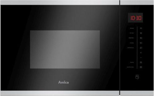 Amica TMI 25 AXX, černá vestavná mikrovlnná trouba