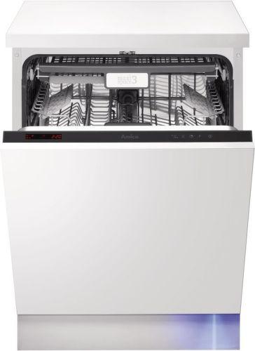 Amica MI 639 BEBLD, Vestavná myčka nádobí