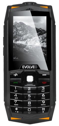 Evolveo StrongPhone Z3 černý