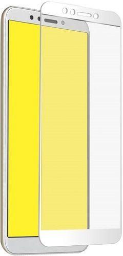 SBS tvrzené sklo pro Huawei Y6 2018, Honor 7/7A Pro, bílá