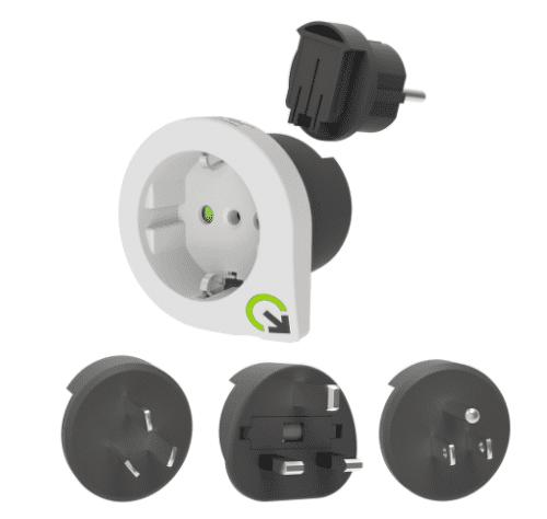 Q2 Power Qplux EU 3in1, cest