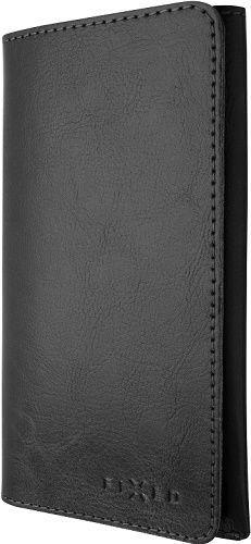 Fixed Pocket kožené pouzdro pro Apple iPhone X/Xs, černá