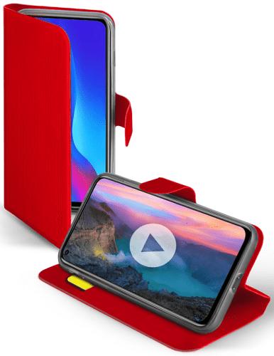 SBS Book Sense pouzdro pro Huawei P30 Pro, červená