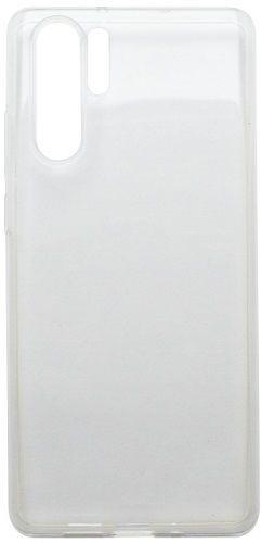 Mobilnet gumové pouzdro pro Huawei P30 Pro, transparentní