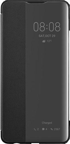 Huawei Smart View flipové pouzdro pro Huawei P30, černá
