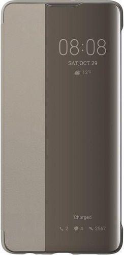 Huawei Smart View flipové pouzdro pro Huawei P30, šedá
