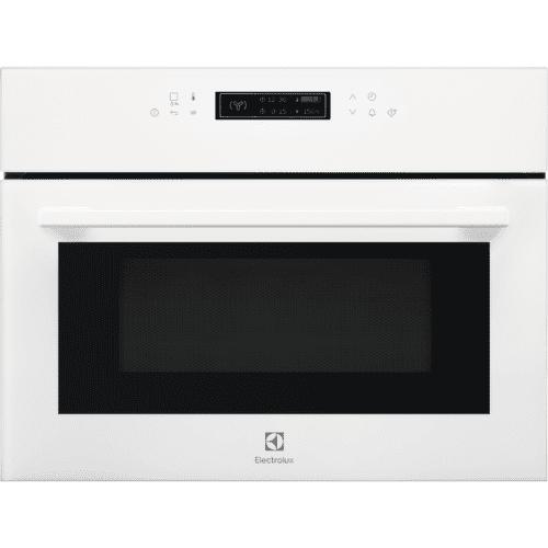 Electrolux 600 FLEX Quick&Grill EVK8E00V, bílá vestavná trouba s mikrovlnami