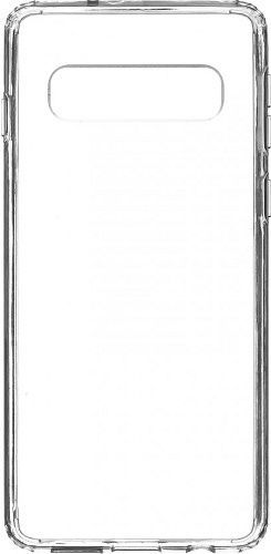 Winner TPU Comfort pouzdro pro Samsung Galaxy S10+, transparentní