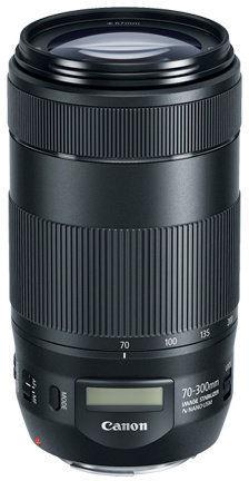 Canon EF 70-300mm f/4-5.6 IS II USM, černý