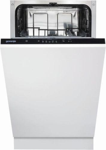 Gorenje GV52010, Vestavná myčka nádobí