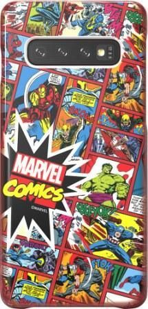 Samsung Marvel pouzdro pro Samsung Galaxy S10, Marvel Comics