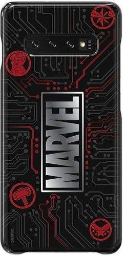 Samsung Marvel pouzdro pro Samsung Galaxy S10+, Marvel Logo
