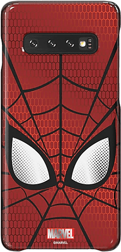 Samsung Marvel pouzdro pro Samsung Galaxy S10, Spider-Man