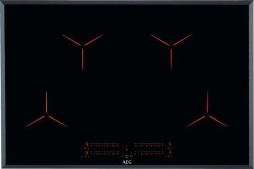 AEG Mastery Pure IPE84531FB, černá indukční varná deska