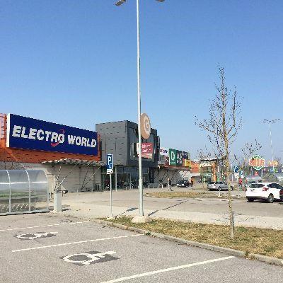 Electro World České Budějovice - Géčko