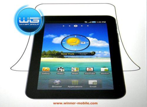Winner Group Screen Protector Maxi 3 - univerzální ochranná fólie