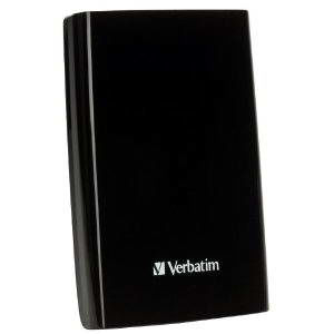 "VERBATIM 500 GB 2.5"", ext. HDD Store 'n' Go Black"