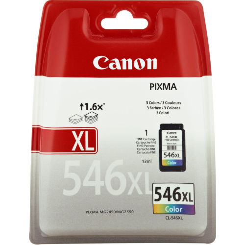 CANON CL-546C XL color - atrament