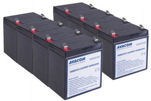 AVACOM AVA-RBC43-KIT, Batéria pre UPS