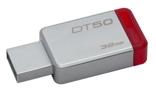KINGSTON 32GB DataTrav. 50, USB kľúč