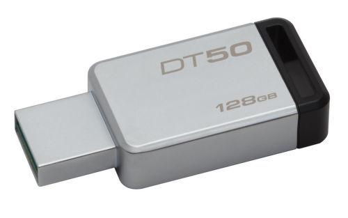 KINGSTON 128GB DataTrav. 50, USB kľúč