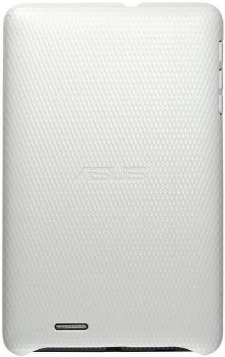 ASUS ochranné púzdro pre EeePad MeMO Pad ME172V, Spectrum Cover, biela farba + ochranná fólia na displej