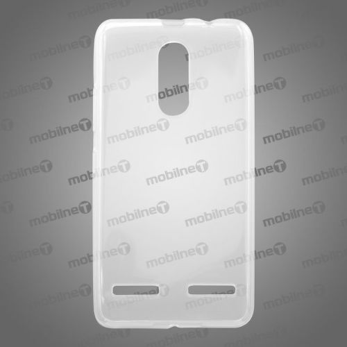 Gumené puzdro (obal) Lenovo K6, K6 Power, priehľadné, anti-moisture_1