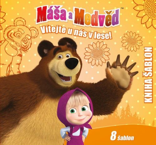 ALBATROS Máša a medvěd