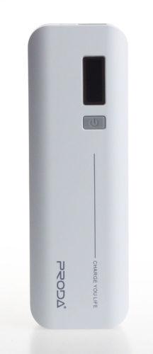 REMAX AA-1061 Proda 10.000 mAh s display (biely) - powerbanka