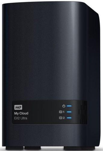 Western Digital My Cloud EX2 Ultra 2x0TB
