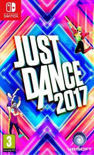 Nintendo Switch Just dance 2017 Hra