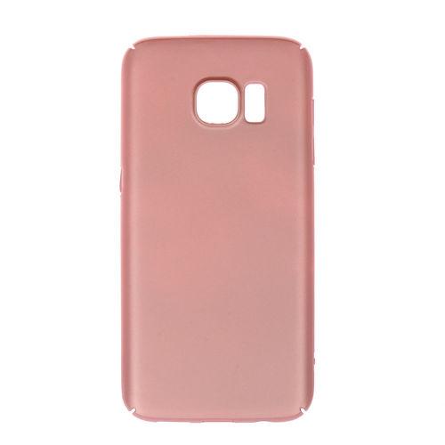 Winner Galaxy S7 růžové pouzdro velvet